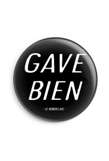 Tote bag Noir Gavé Bien