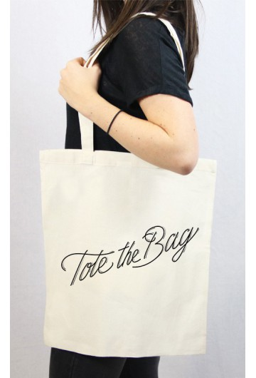 Tote the bag
