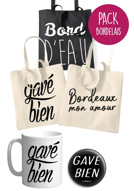 Pack Le Bordelais