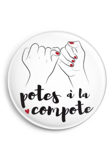Badge Potes à la compote