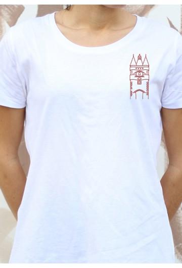 T-shirt femme Gavé Bien Grosse Cloche