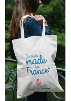 Je suis Made in France ... Comme mon tote bag !