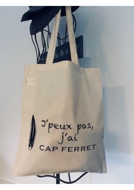 J'PEUX PAS J'AI CAP FERRET