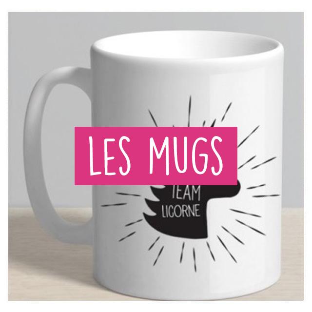 Mug Team Licorne