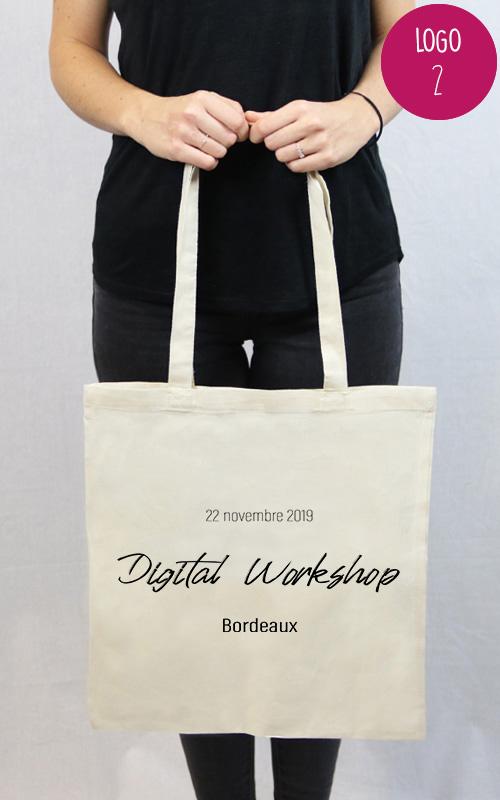 goodies personnalisé pour un workshop